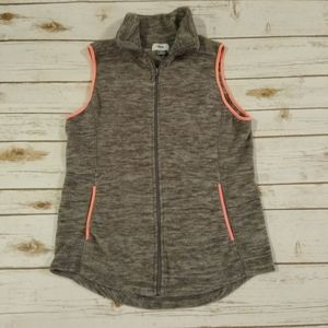Old Navy Gray Athletic Vest Size Small Pet…